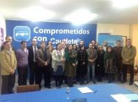 Congreso Local del PP en Caudete.