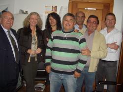 Reunión del PP en Chinchilla.