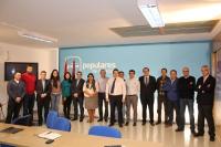 Comisión de Fomento, en la sede provincial del PP.