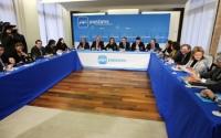 Reunión del comité ejecutivo del PP-CLM en Alcázar.