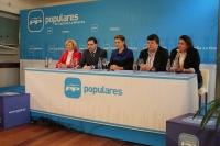 Comité de Dirección del PP de Albacete.