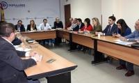 Comité de Dirección del PP-CLM.