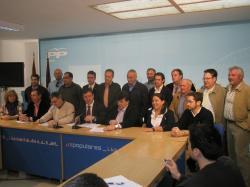 Comité de Alcaldes del PP.