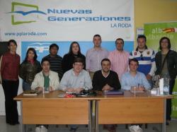 Comité Provincial de NNGG.