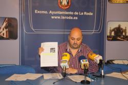 José M. Alfaro, concejal de Empleo.