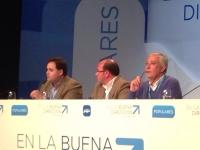 Intervención de Paco Núñez en la Convención de Valladolid.