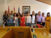 Corporación del Ayuntamiento de Elche de la Sierra.