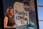 María Dolores Cospedal.
