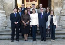 Cospedal, con la candidatura regional por Albacete.