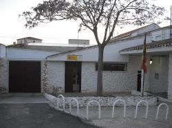 Oficinas de la Guardia Civil de Balazote.
