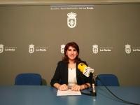 Delfina Molina, portavoz municipal del PP en La Roda.