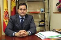 Francisco Núñez, alcalde de Almansa.