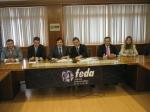 Reunión en FEDA.