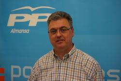 Fermín Cerdán, senador del PP.