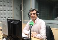Javier Cuenca en Onda Cero.