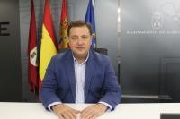 Manuel Serrano, presidente del PP de Albacete y portavoz del Grupo Municipal del Partido Popular