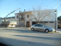 Imagen de la Casa del Médico de Albatana, donde vive la alcaldesa.