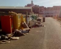 Imagen de hoy, en la provincia de Albacete.