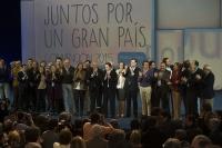 Clausura de la Convención del PP.