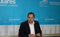 Paco Núñez, portavoz adjunto del PP en las Cortes.