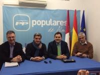 Reunión del PP en Almansa.