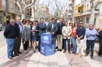Candidatura del PP en Casas Ibáñez.
