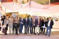 El PP de Albacete, presente en Fitur 2016.