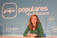 Carmen Navarro.