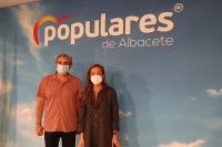 Carmen Navarro y Ramón Rodriguez