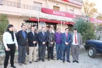 Reunión de alcaldes y portavoces en Riópar.
