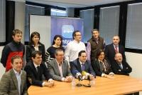 Reunión del comité de dirección del PP de Albacete en La Roda.