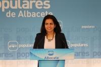 La senadora del PP, Belén Torres.