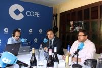 Entrevista en Cope Albacete.