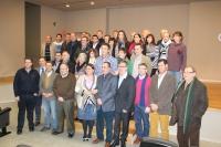 Reunión comarcal en Hellín con representación de dieciséis municipios.
