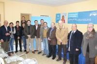 Congreso del PP en Casas Ibáñez.