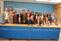 Reunión de la comisión regional de la Discapacidad, este sábado en Albacete.
