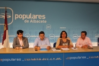 Comité ejecutivo provincial del Partido Popular.