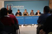 Comité de alcaldes del Partido Popular.