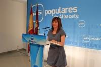 Irene Moreno.