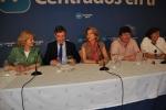 El PP de Albacete celebró junta directiva provincial presidida por Cospedal.