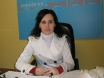 Llanos Soria, candidata del PP en Pozo Cañada.
