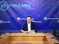 Antonio Lucas-Torres, diputado regional del PPCLM.