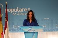 María Delicado, presidenta provincial de NN.GG.