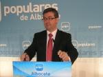 Marcial Marín, presidente del PP de Albacete.