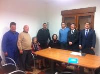Reunión del PP de Masegoso.