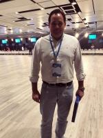 Francisco Núñez, en el congreso del PP celebrado en Madrid.