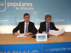 Marcial Marín: ???La tasa de paro en Albacete es la más alta de CLM, en este legislatura ha subido 19.900 personas, un 92%???