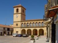 Ayuntamiento de Peñas de San Pedro.