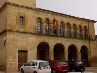 El Ayuntamiento de Peñs de San Pedro.