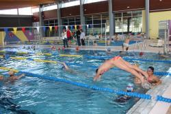 Nueva piscina cubierta de La Roda.